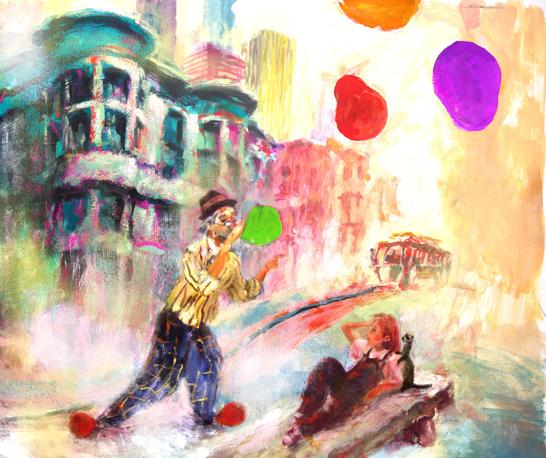 Míriam. El álbum ilustrado editado en 2013 por Pol·len ediciones. Autores: Ruth Rodriguez y Miquel Cazaña / Míriam. Illustrated album for children by Miquel Cazanya and Ruth Rodriguez Queralt