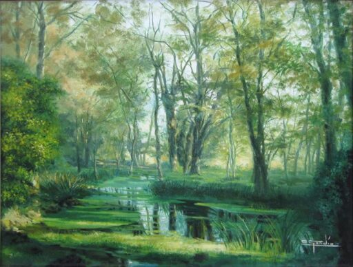 Grandes pintoras: Carmen Gandía
