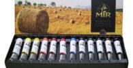 mejores marcas de pintura al óleo - brands of oil paints
